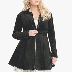 Torrid Cinderella Dress Coat